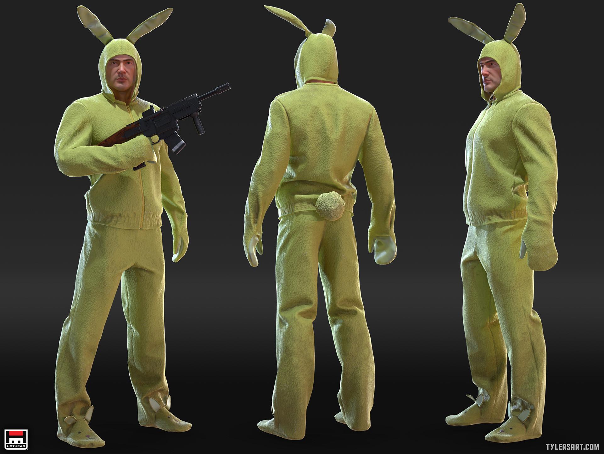 Tyler wilson zombie avatar10