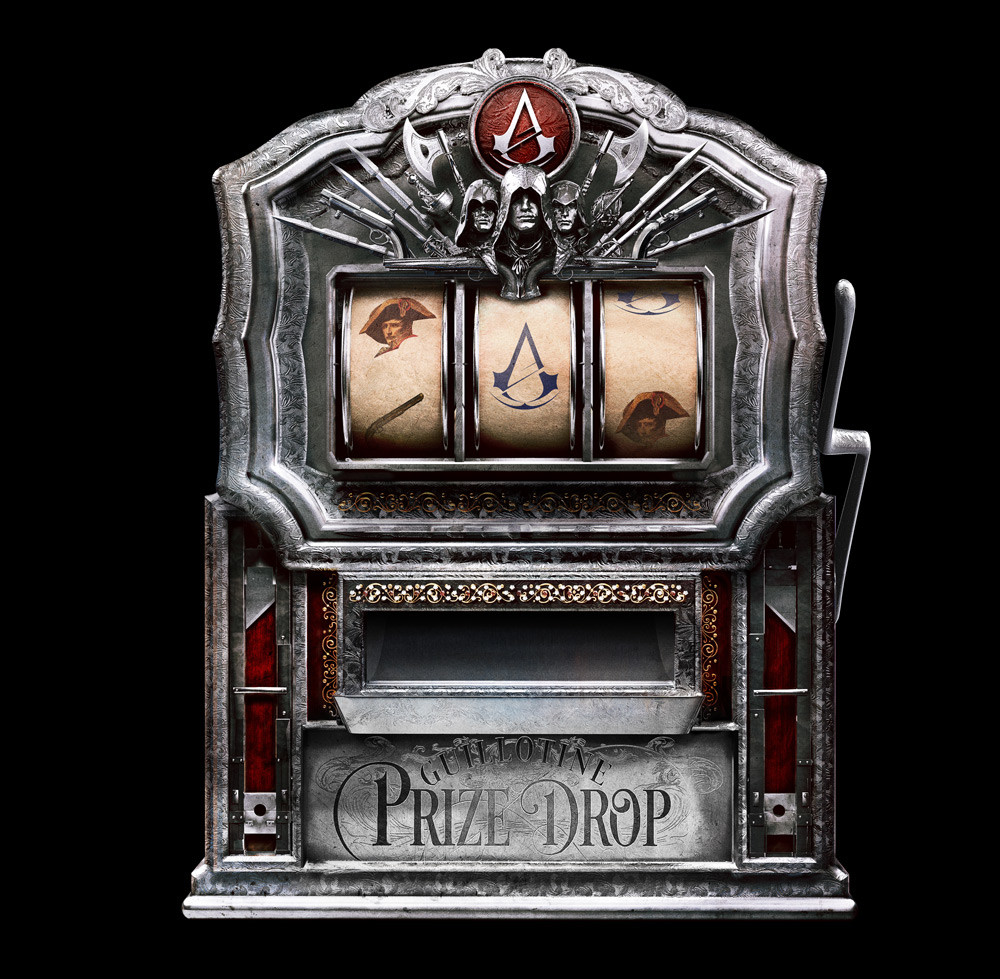Assassin's Creed Unity Slot Machine