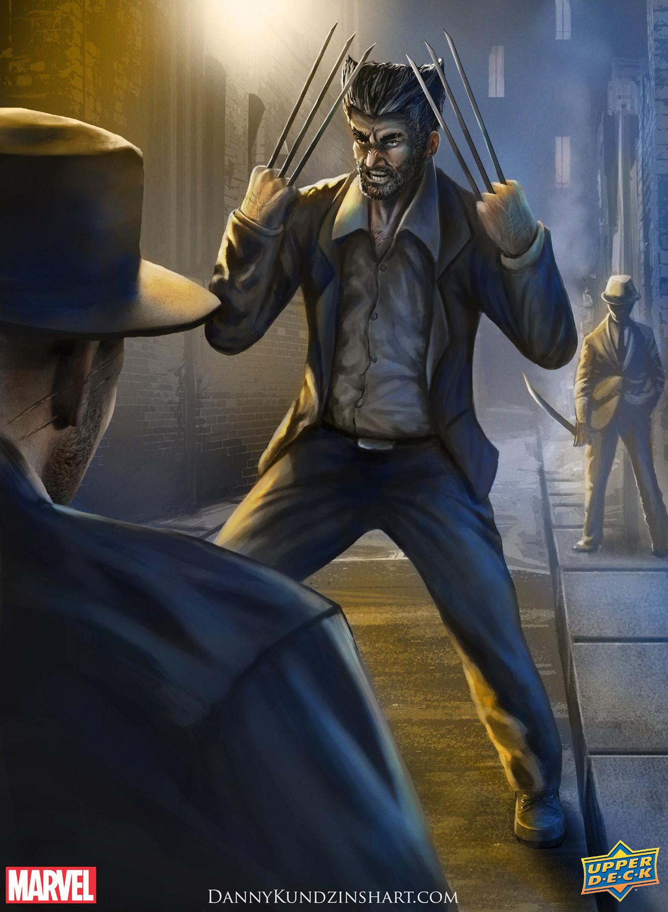 Danny kundzinsh detective wolverine 4web