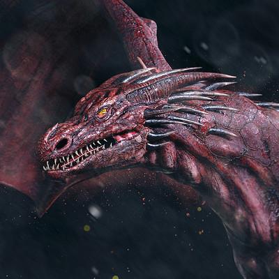 Carlos karurosu garcia dragon