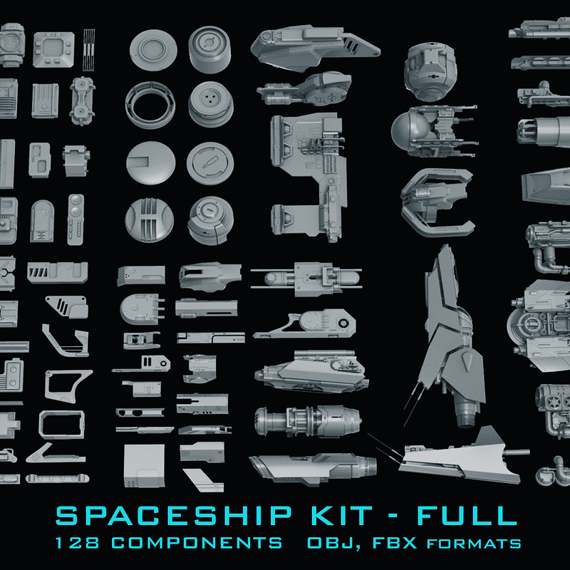 Spaceship Kit
