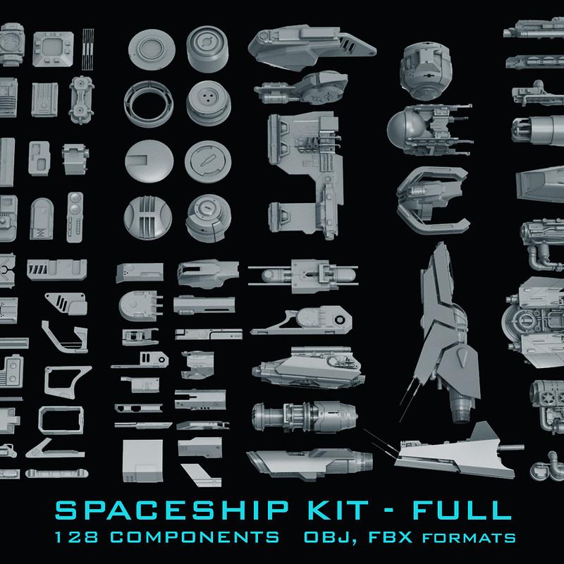 Spaceship Kit