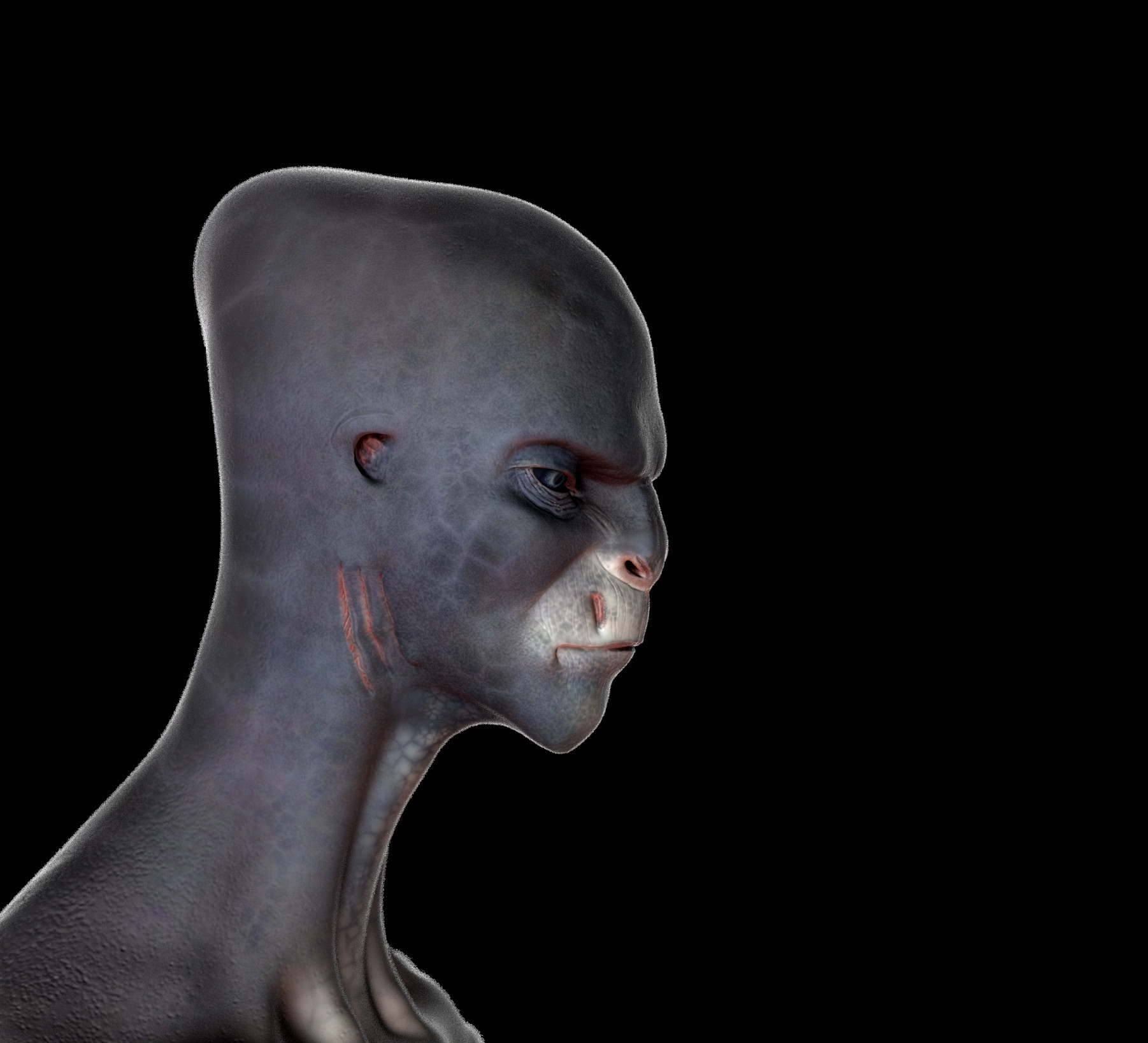High Poly Sculpting in Zbrush