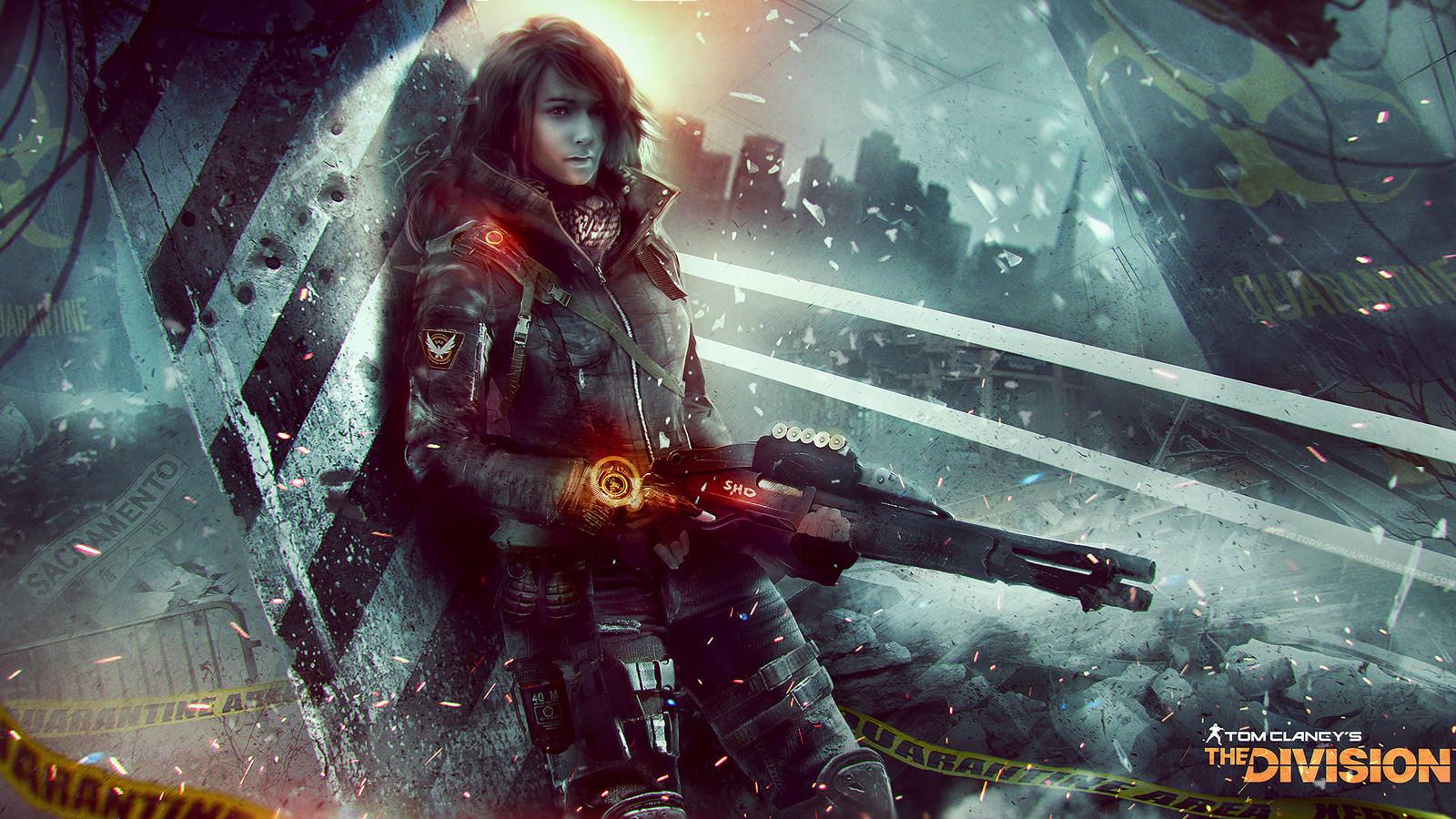 Agent Sophia - The Division