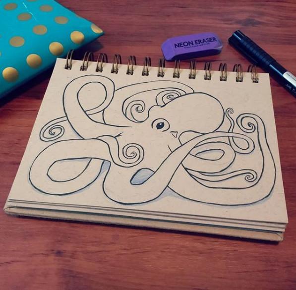Jessica olney octopus