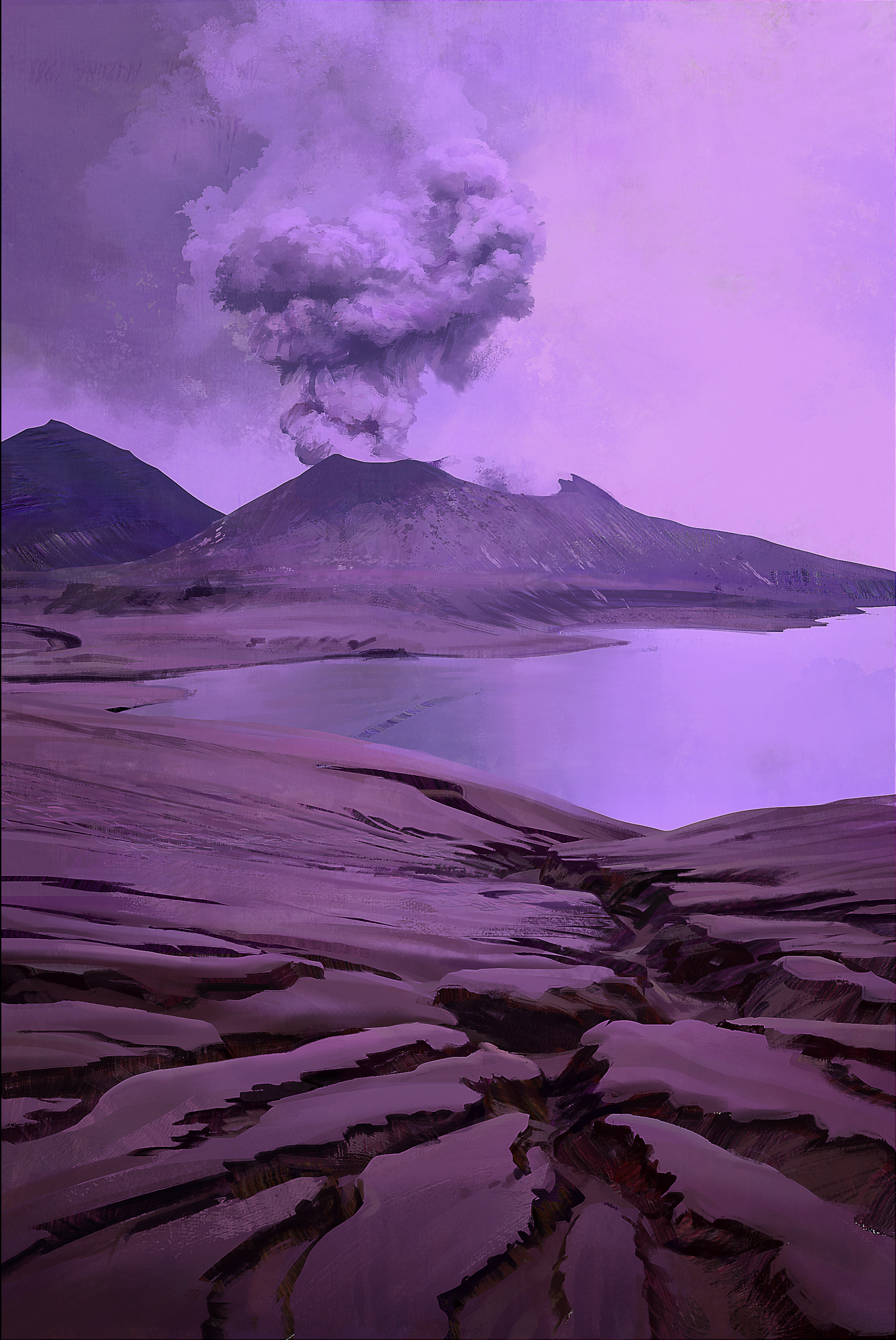 Kyle enochs purplevolcano