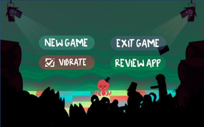 Far Too Much (screenshot of the start menu)