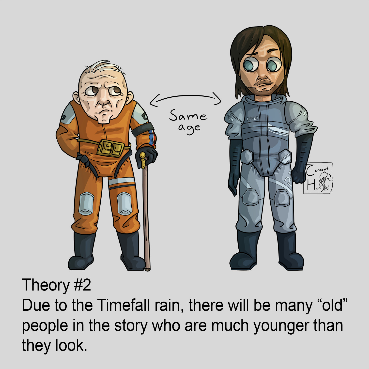 Death Stranding Illustrated Theories Cheniqua-carr-dstheory2small