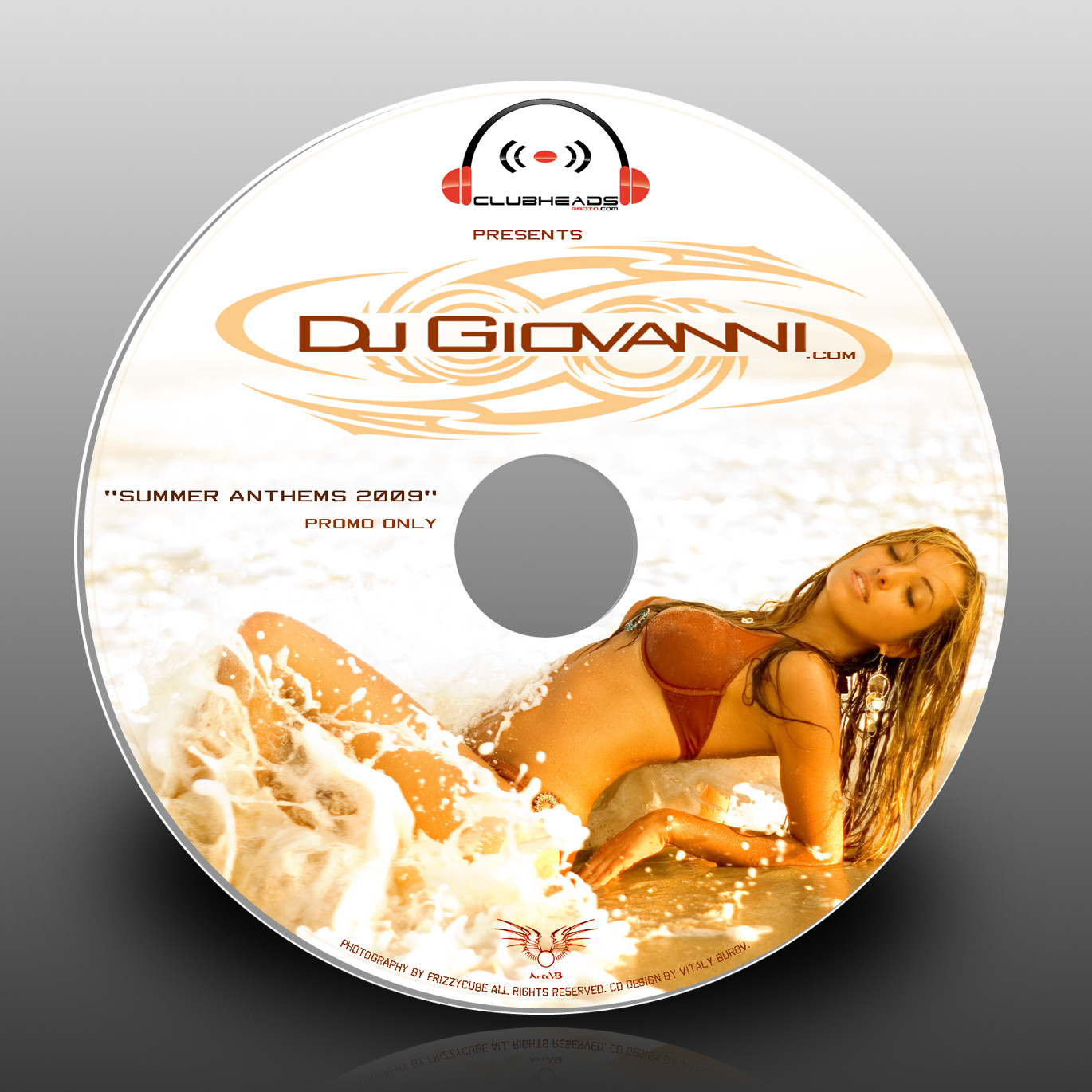 One of the CD Design For Marketing