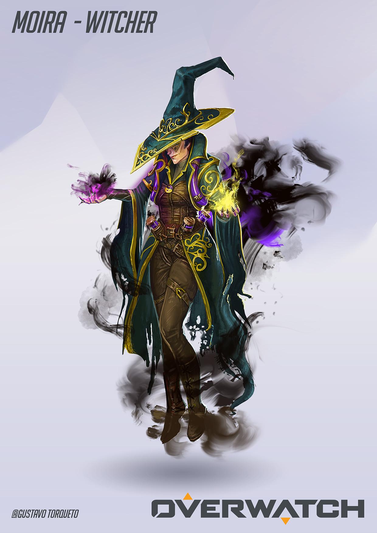 Gustavo torqueto moira witcher overwatch