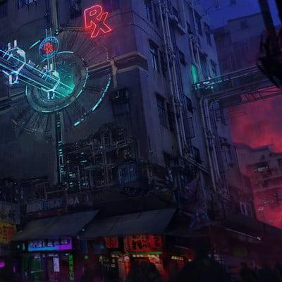 Duncan halleck cyberpunk3 post