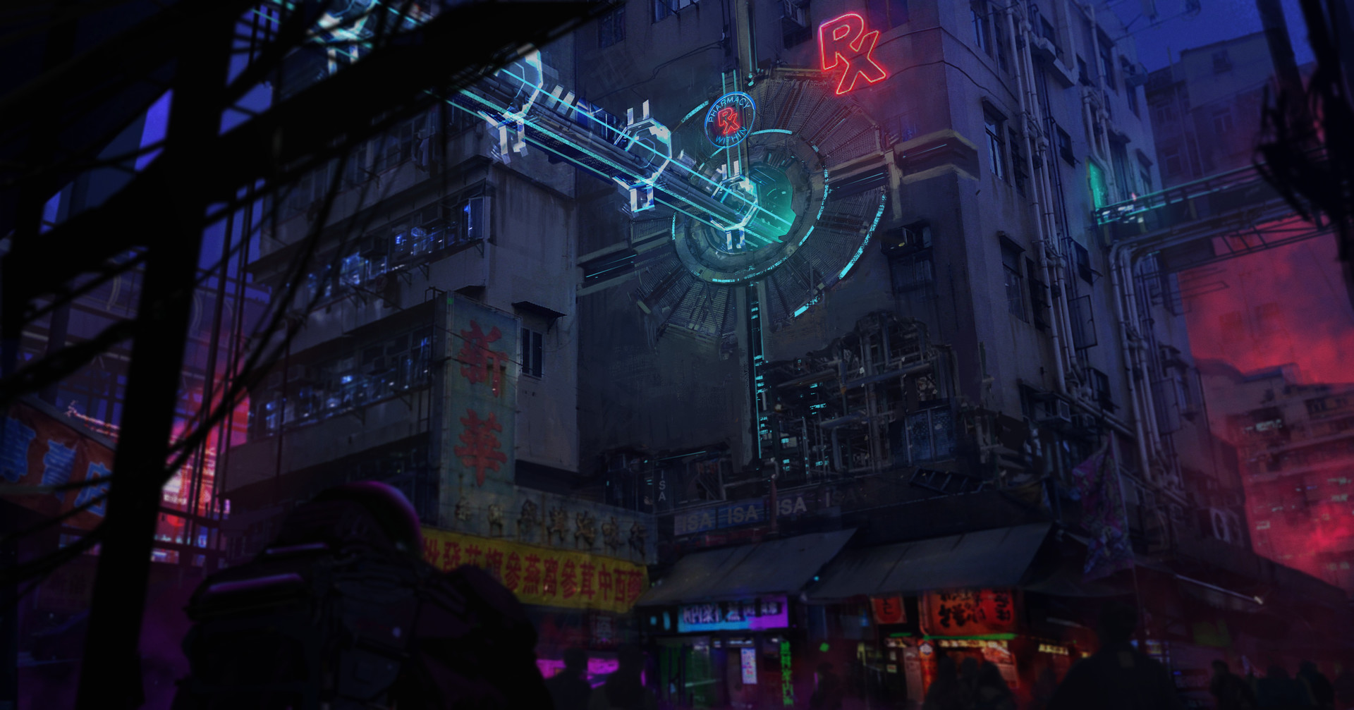 Duncan halleck cyberpunk3 post