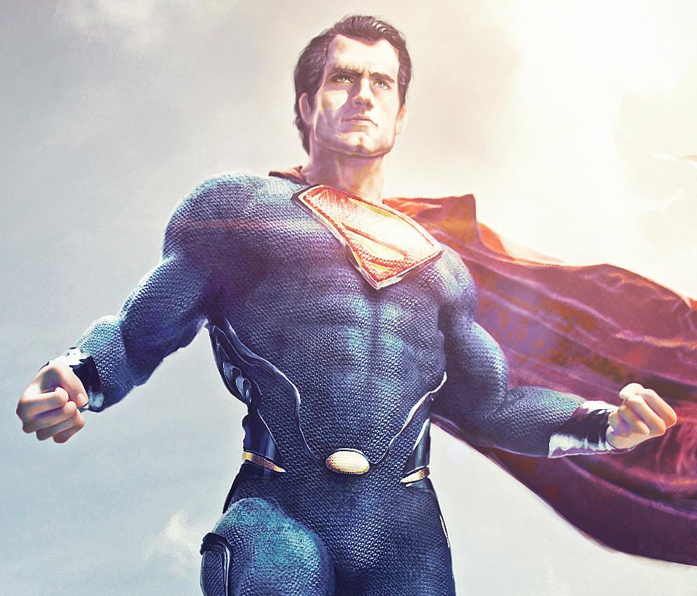 ArtStation - Hope (Man of Steel), Walter De Marco