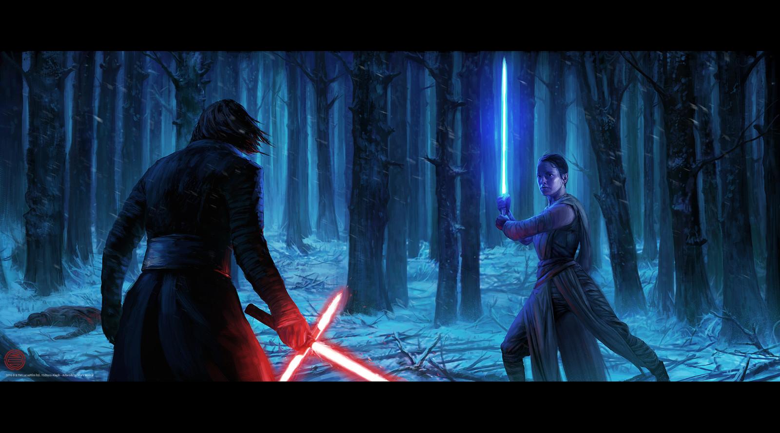 The Force Awakens © Editora Aleph