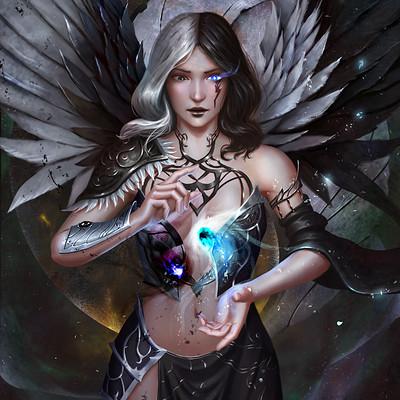 Danvici art goddess 2
