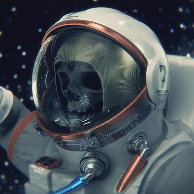 Andrej troha dex cosmonaut