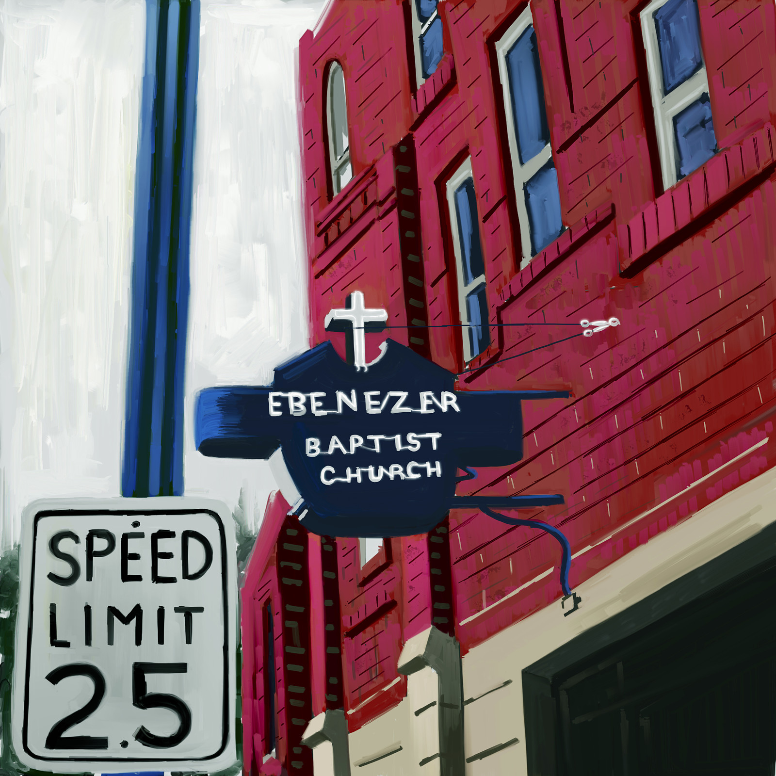 Ebenezer Baptist church, ATL, GA