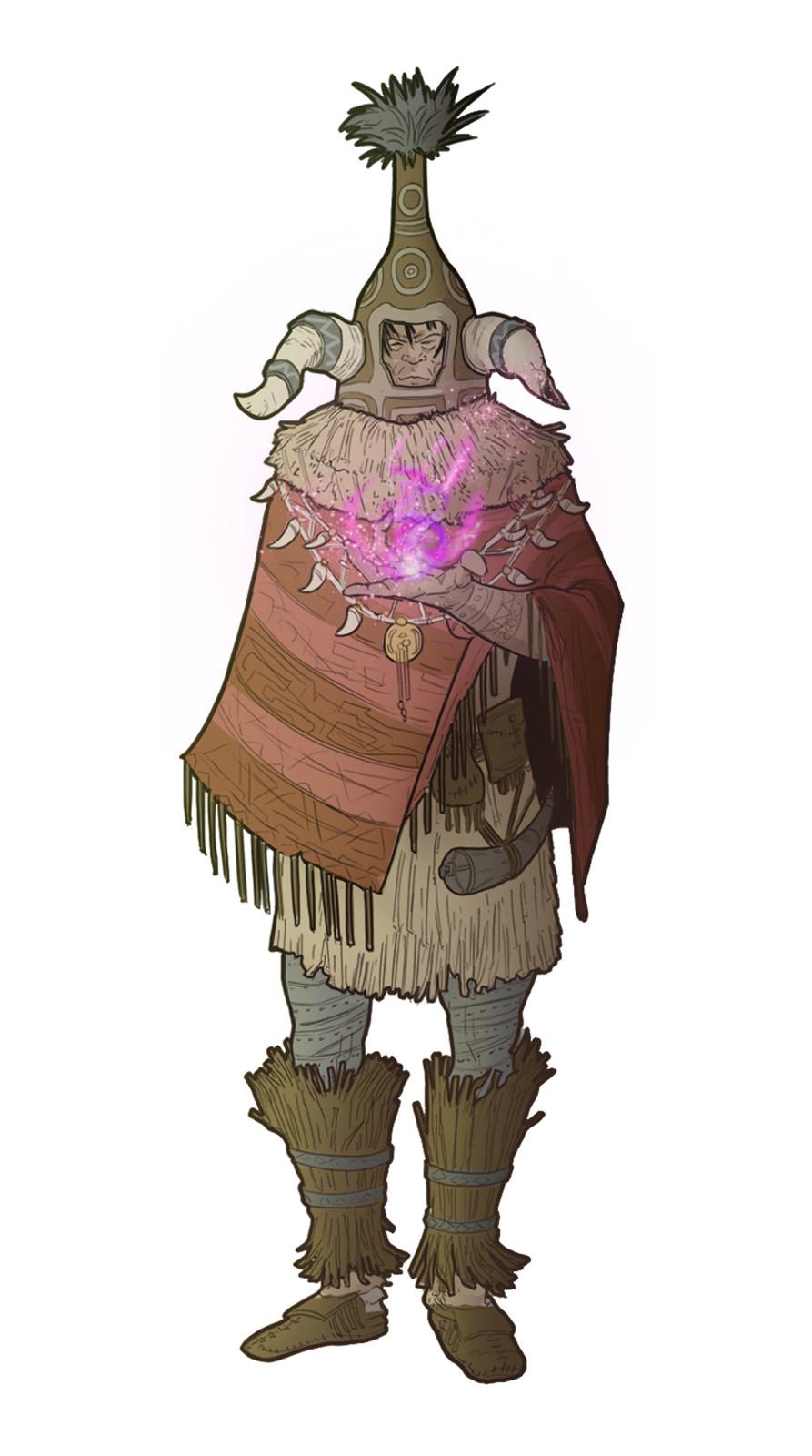 Druid Drawings