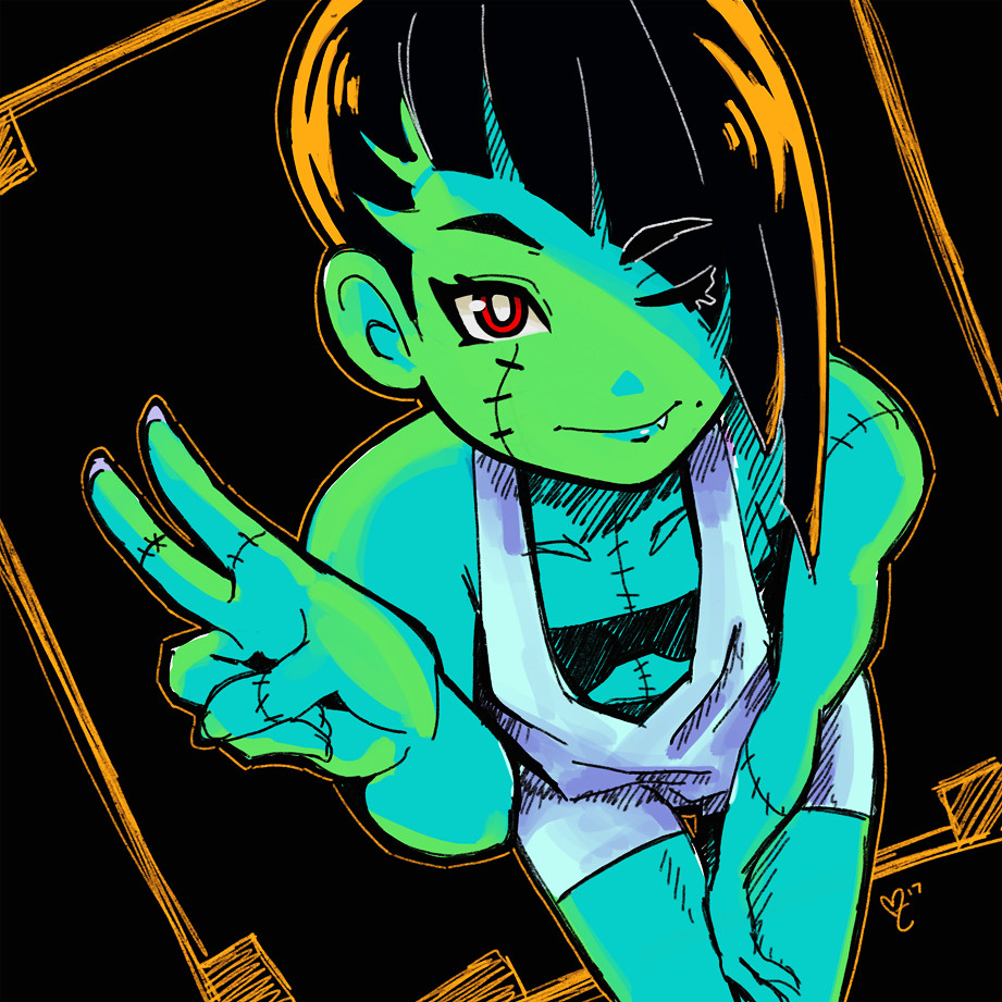 Maddy taylor kenyon monsterselfie small