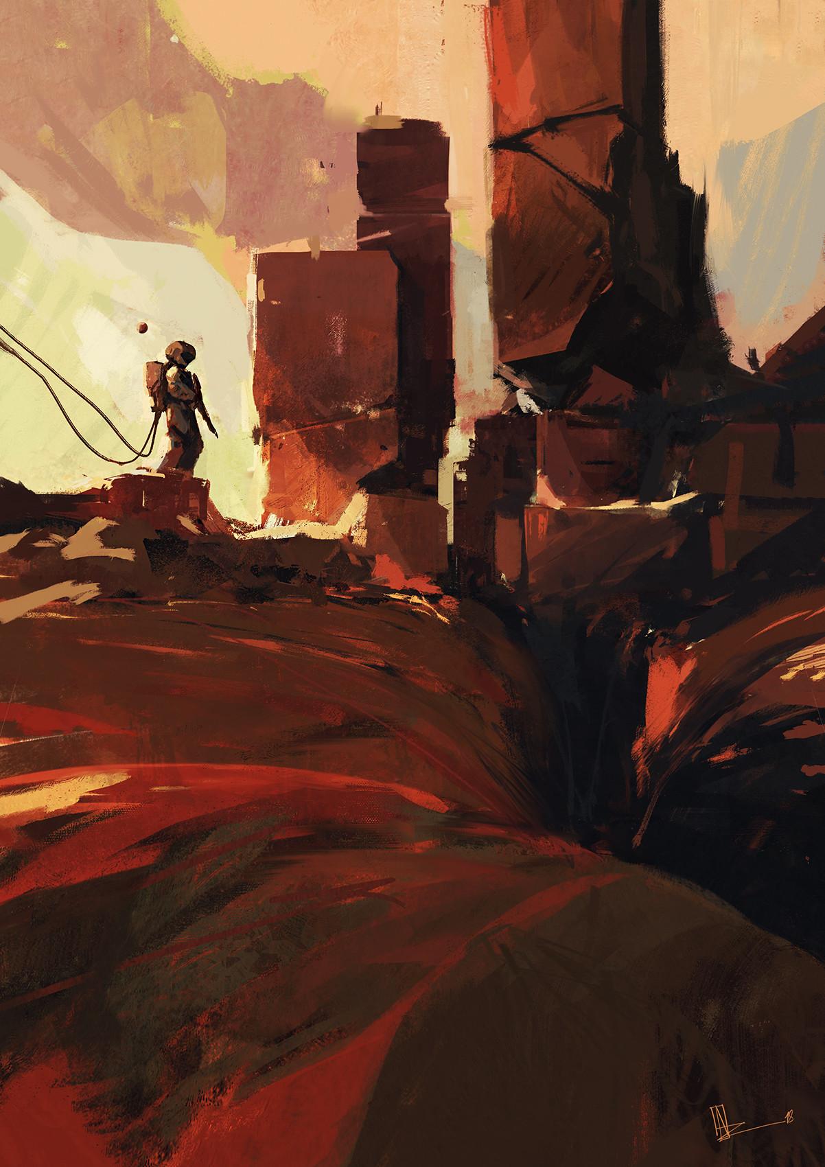 Amir zand artstation2