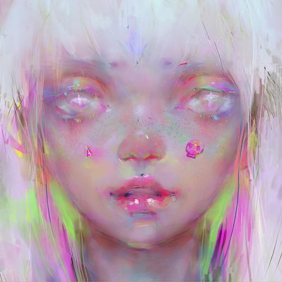 Yanjun cheng color sketch102117