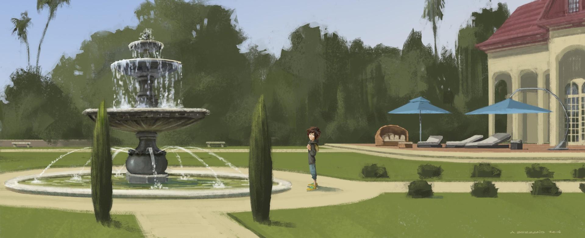 Backyard version 1
