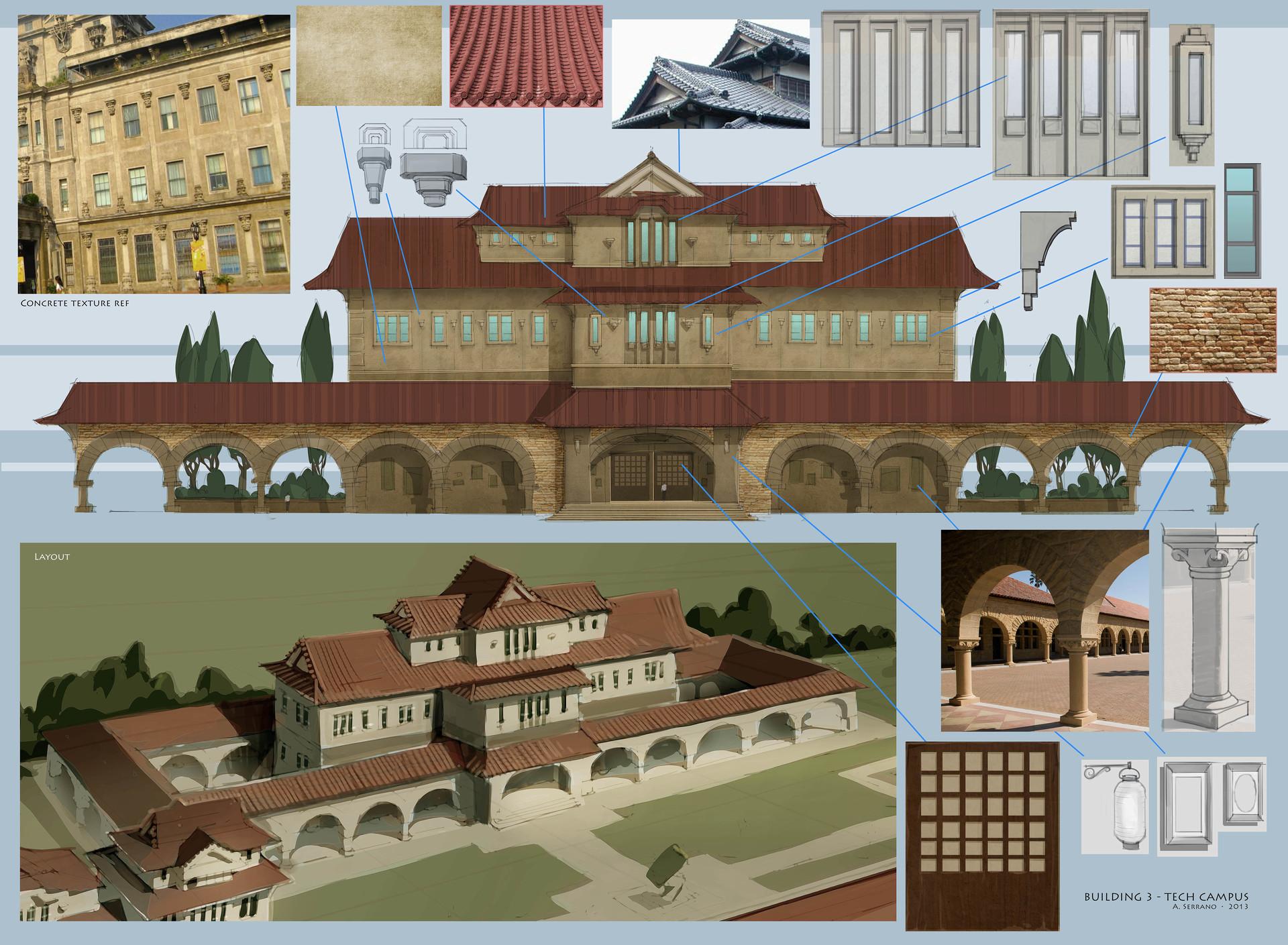 Miscellaneous Building 1