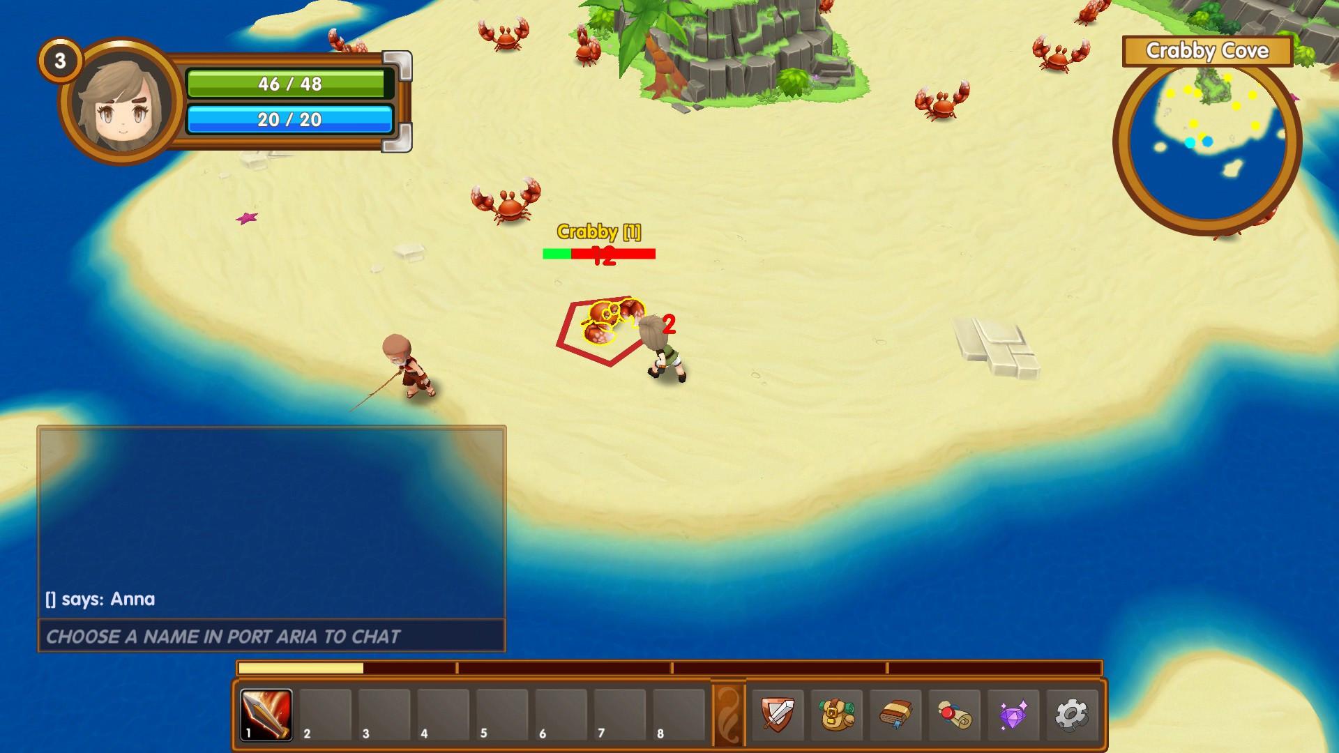 Thunder cloud gameplay003