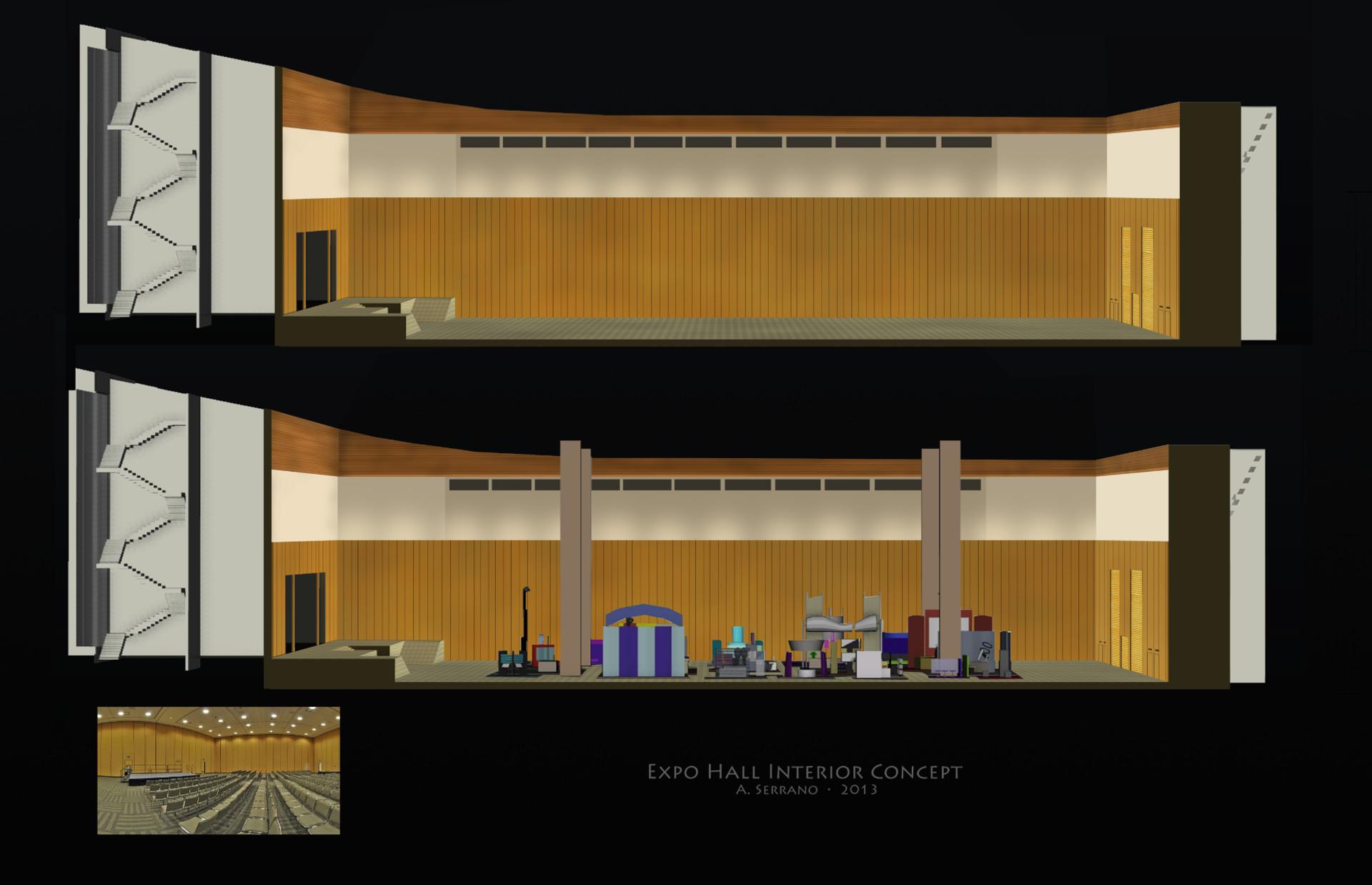Interior concept 2