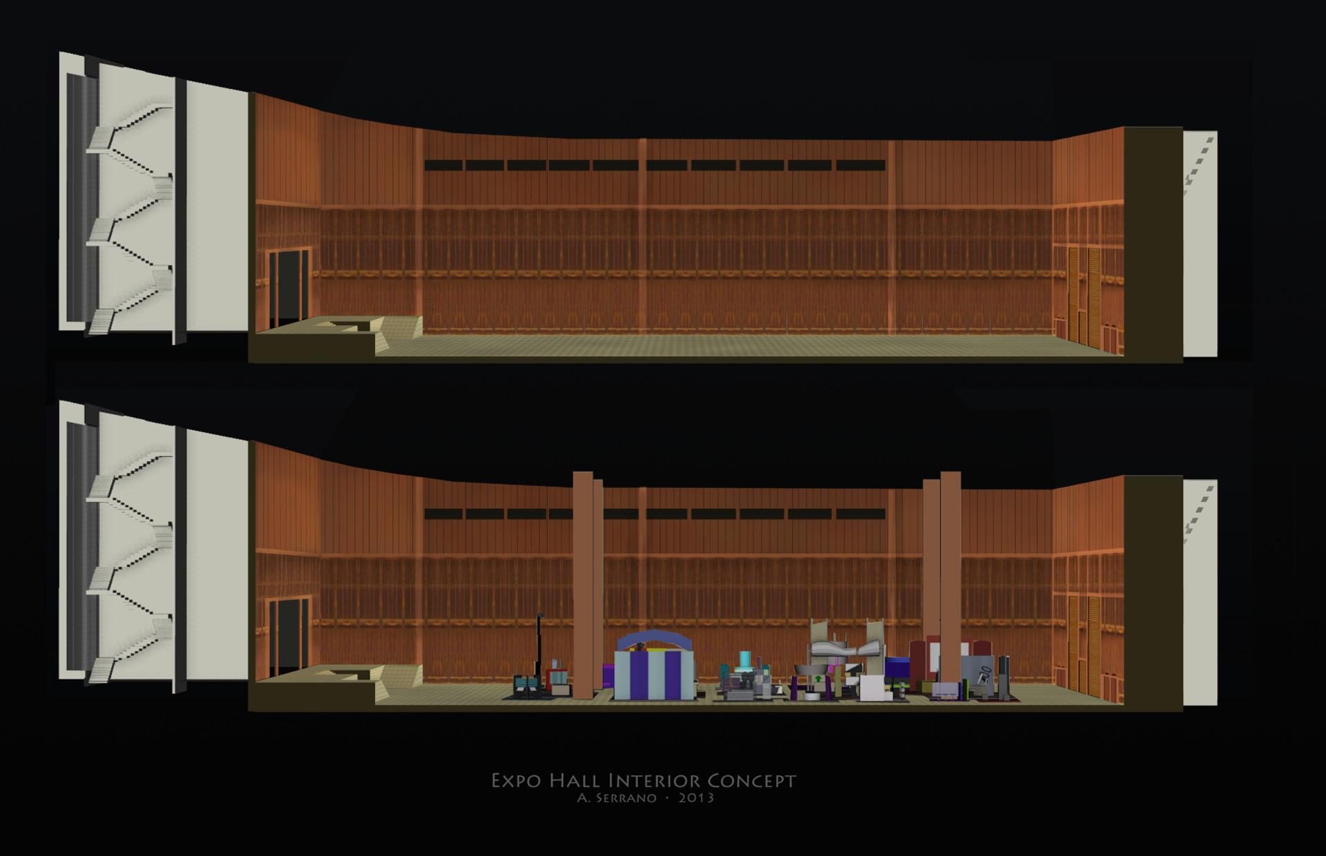 Interior concept 3