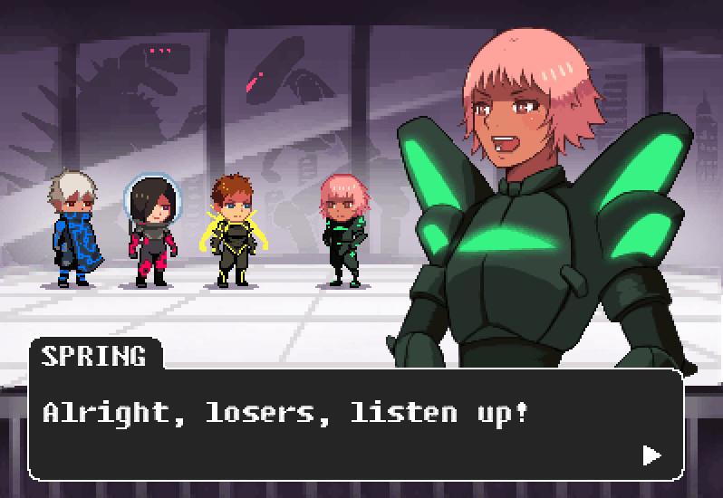 Fake Game Screenshot