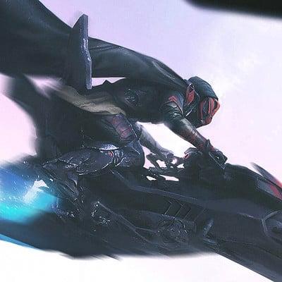 Denys tsiperko black rider 3 2