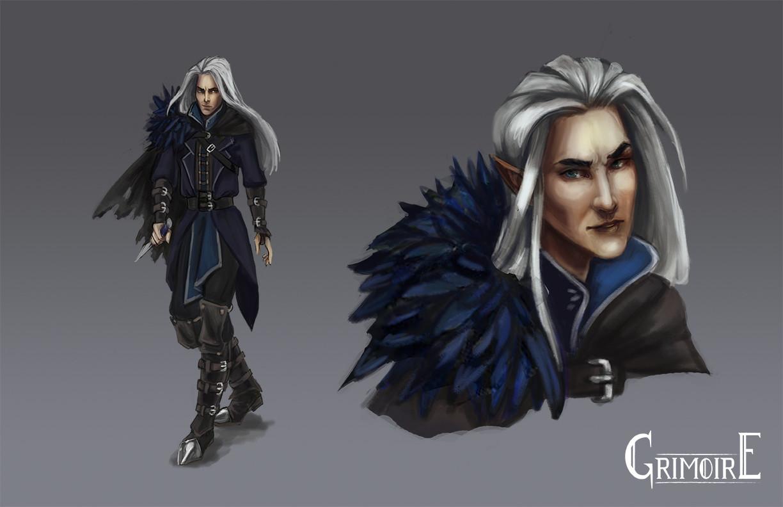 Character: D'elmer