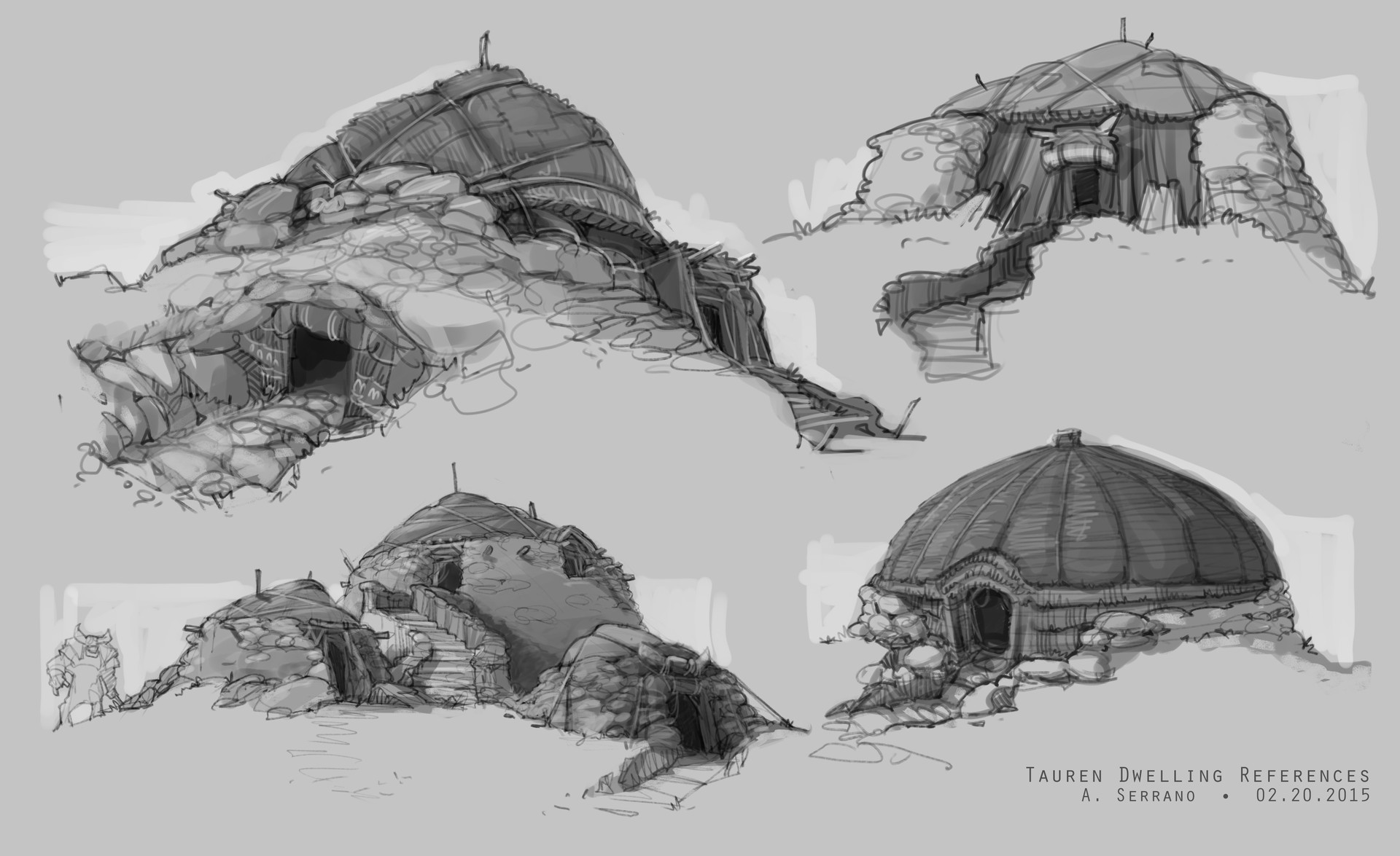 Dwelling concepts