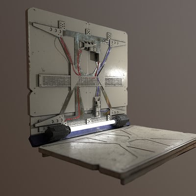 Devin korwin hard surface 2
