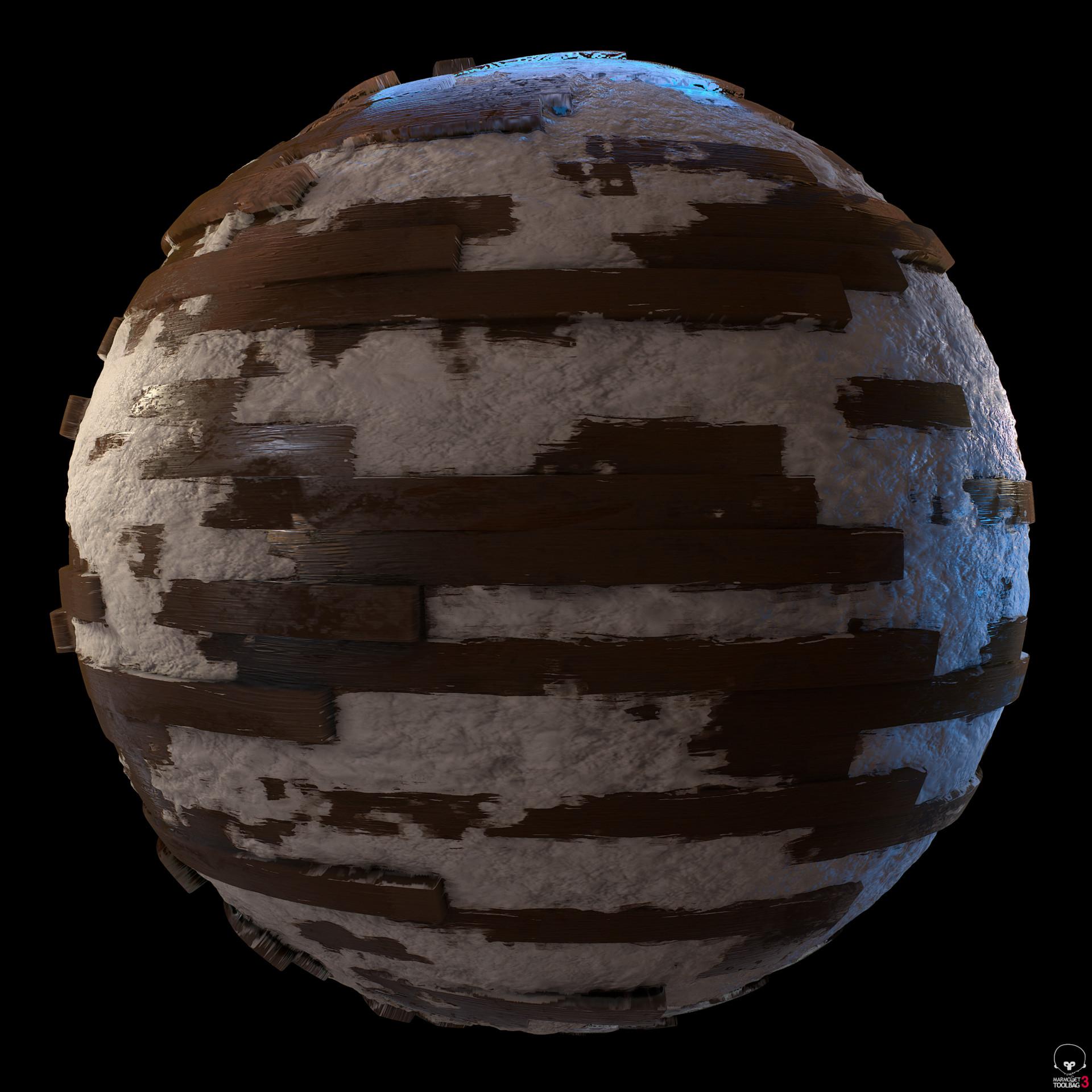 Hannu koivuranta marmoset sphere 2 7k