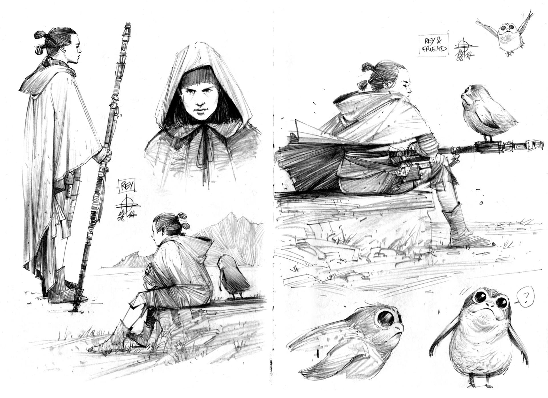 Renaud roche sketchbook07