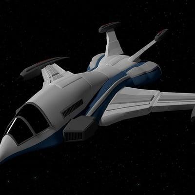 Lucas g rodrigues lucasgrodrigues spaceship view1