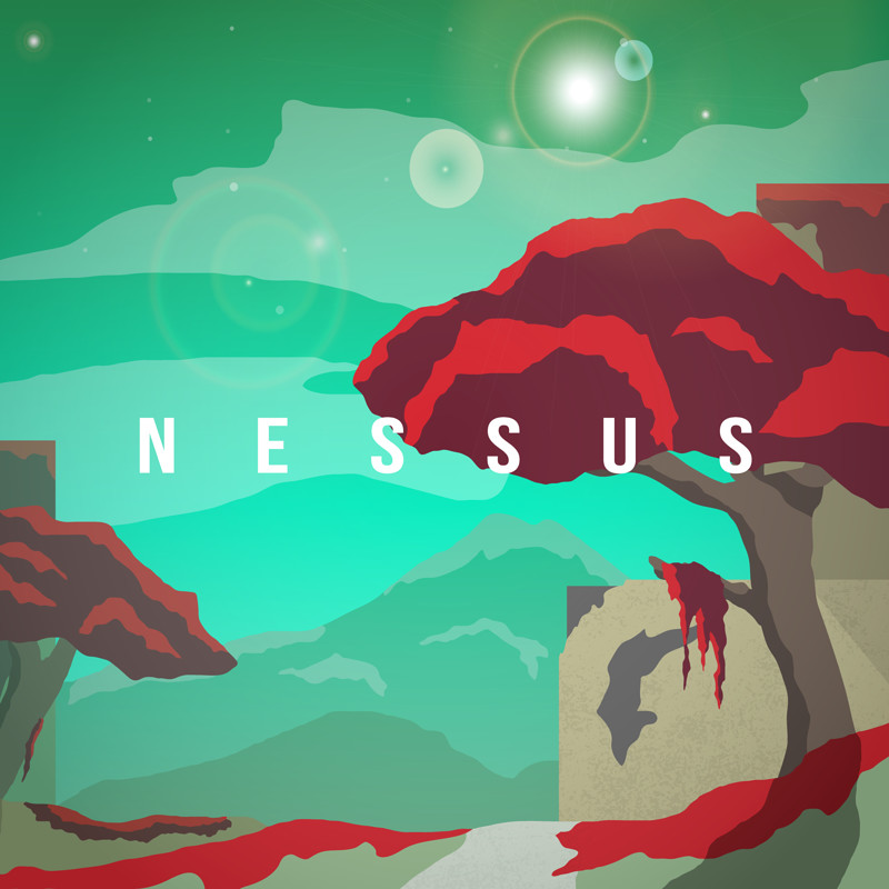 Destiny 2 - Nessus Vector