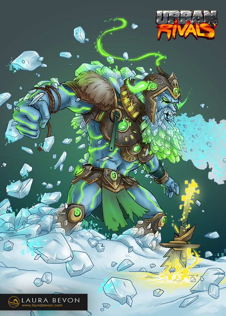 UR - Frost Giant