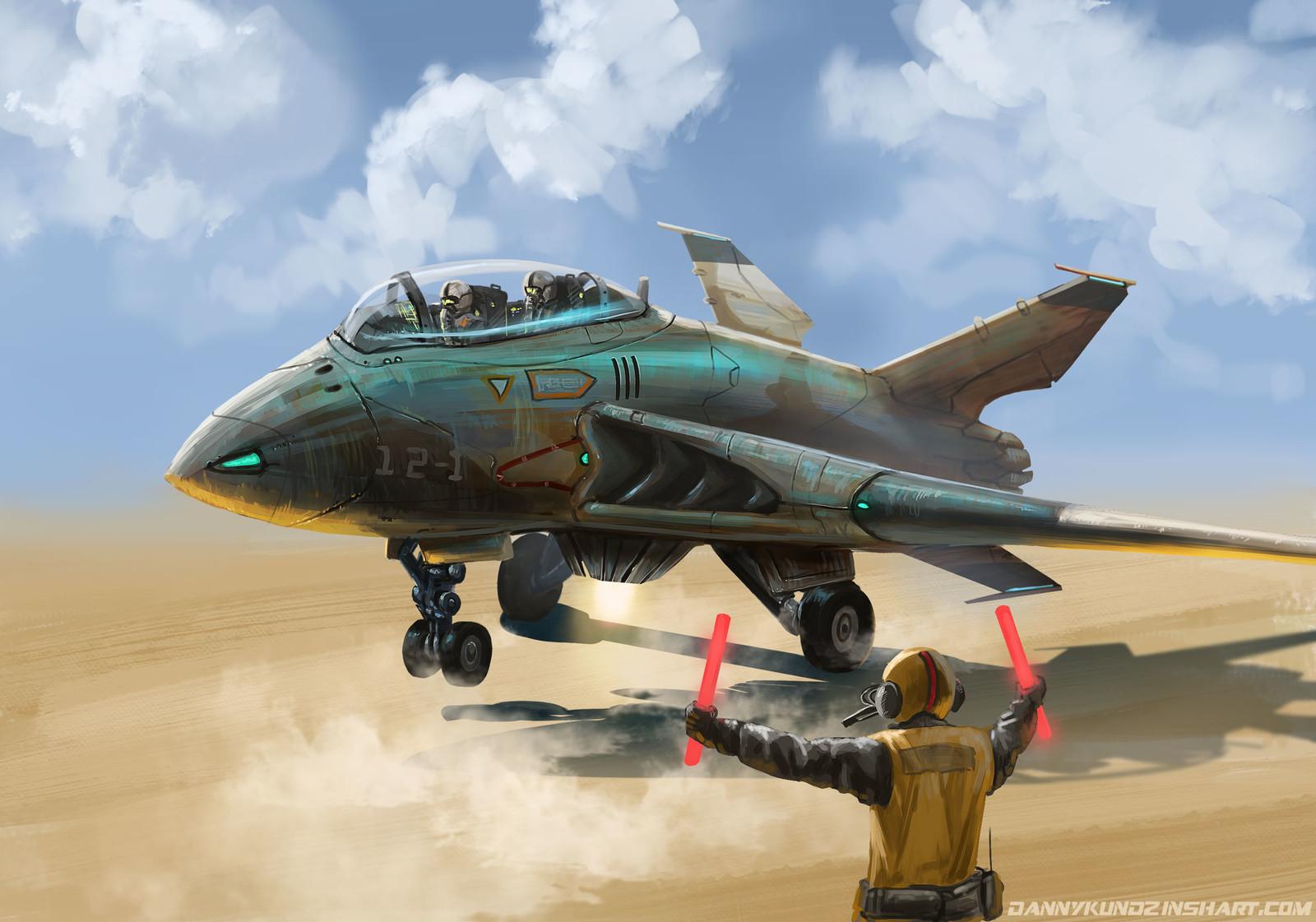 Steady landing