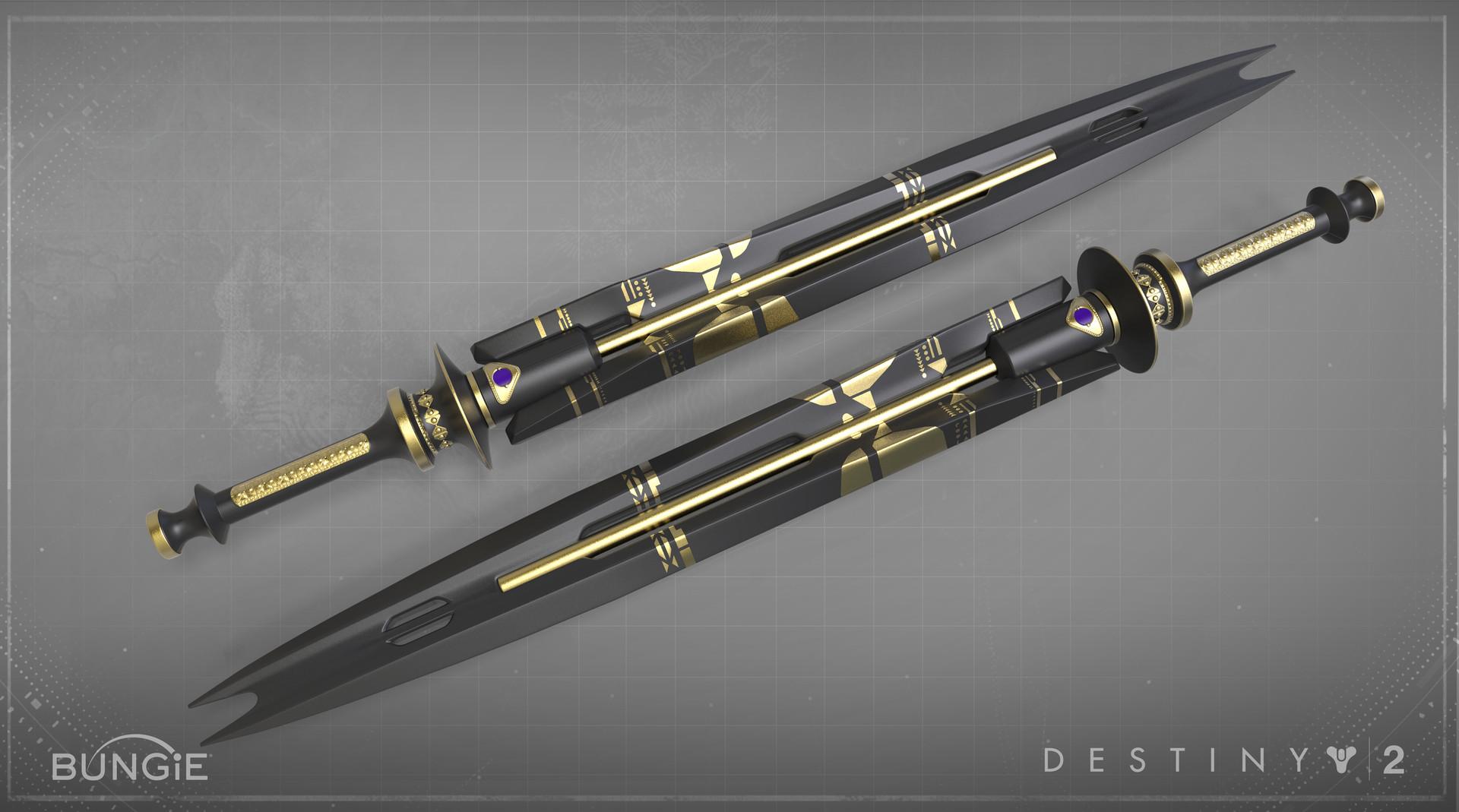 Matt Lichy D2 Raid Sword 1