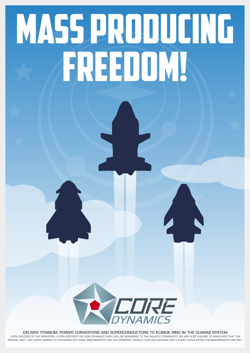 Elite Dangerous - CG poster