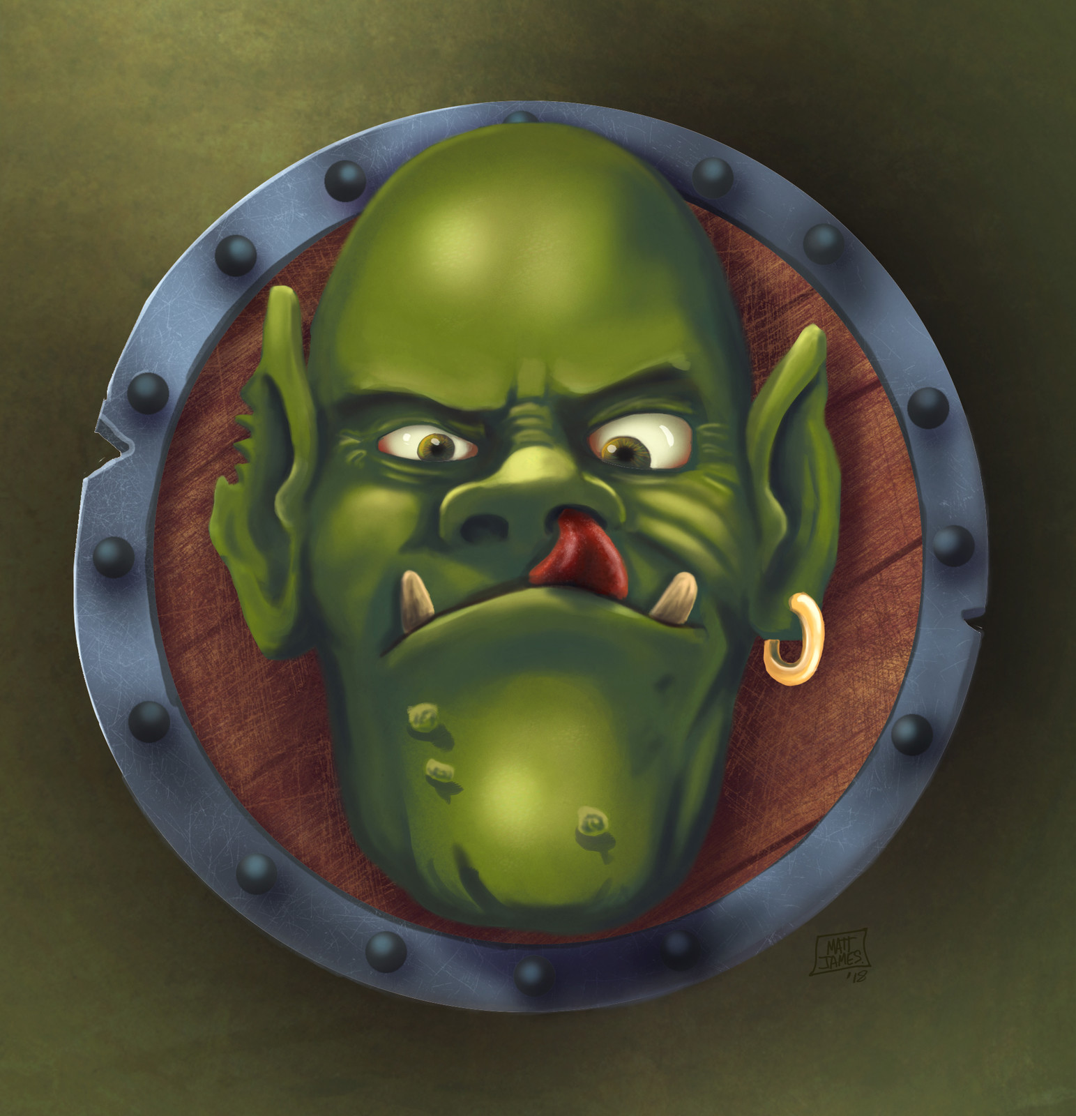 Orc's Head