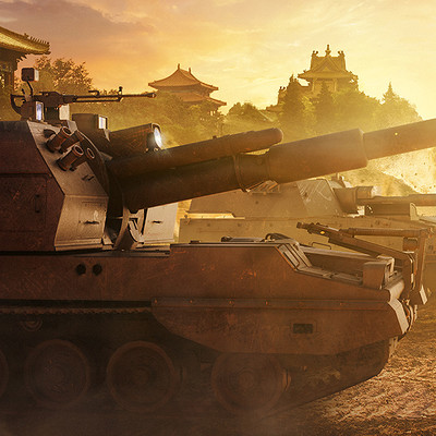 Alik sarkisyan aw chinese trio sunset preview2