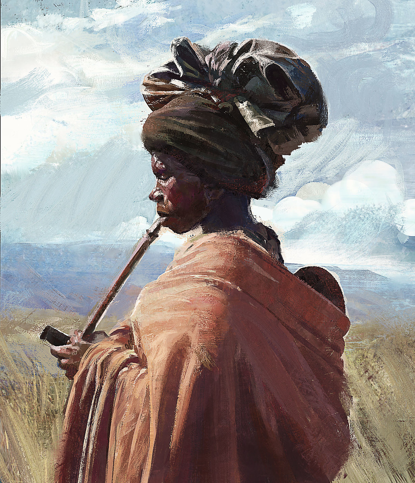 African Woman Study