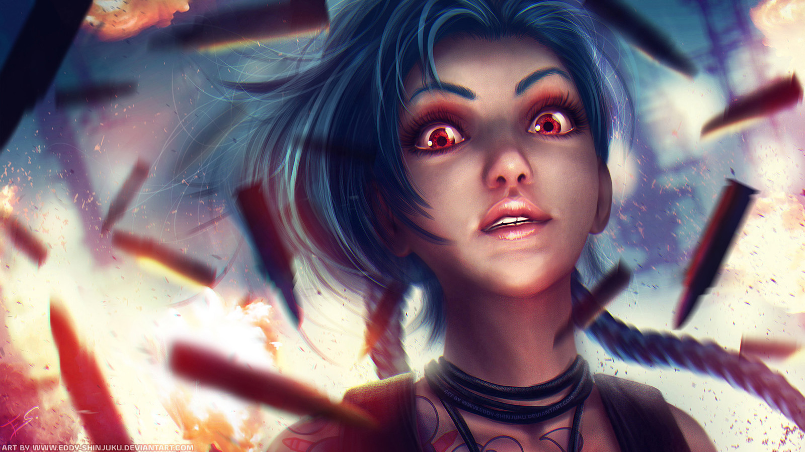 Jinx 'Bang Bang Galore' - League of Legends