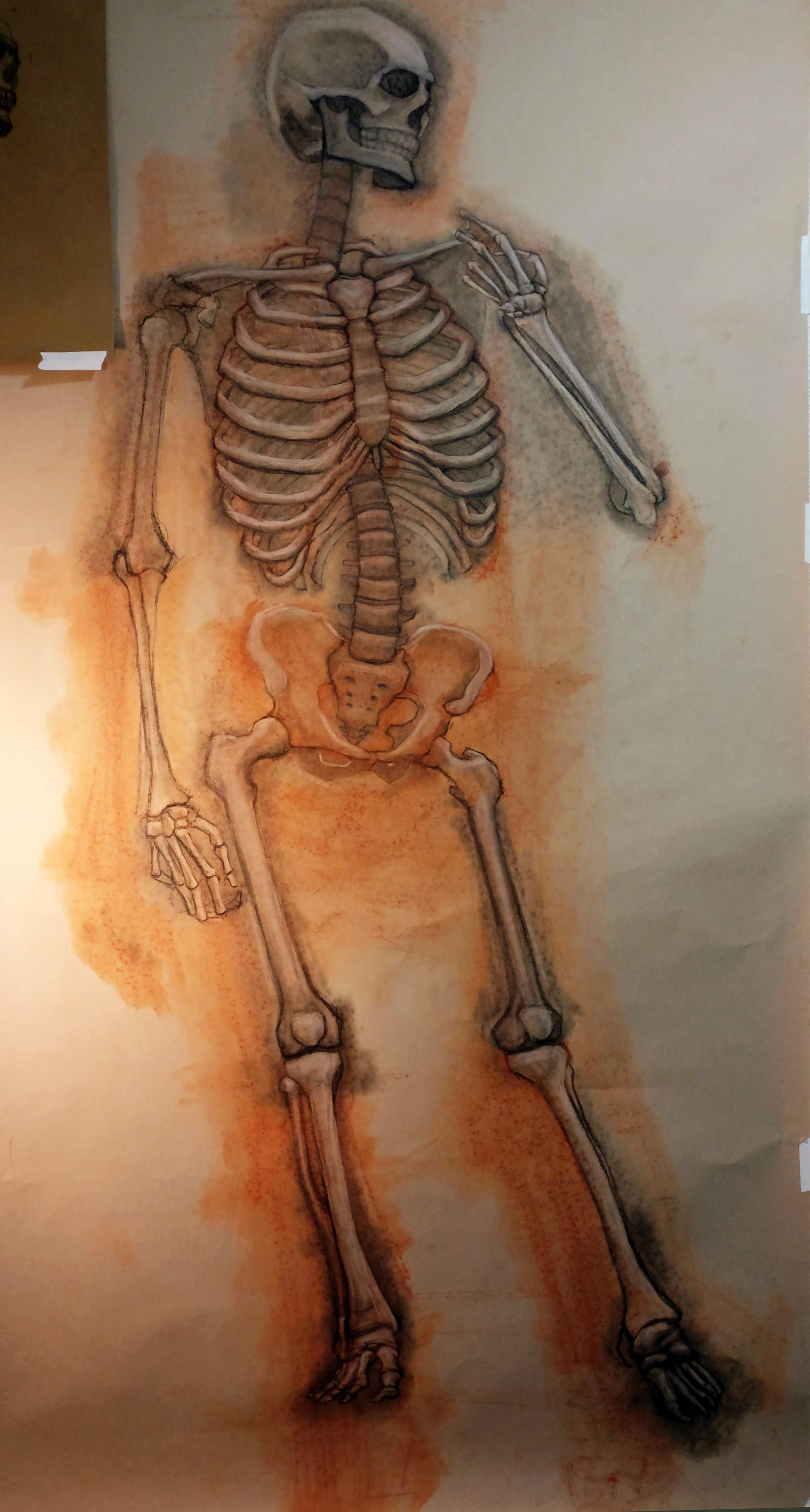 Artstation Study From Michelangelos David Kushaan Chavda