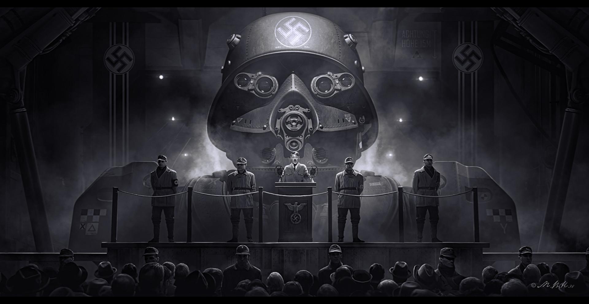 Vladimir manyukhin wolfenstein 2 the new colossus2