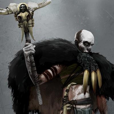 Chaim garcia chaim garcia avatar of death golem and odd